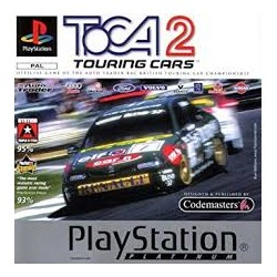 ToCA 2 Touring Cars (PS1)