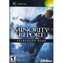 Minority Report Everybody...