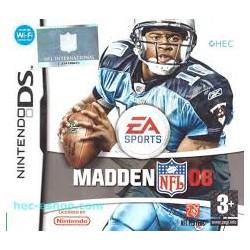 Madden NFL 08 (Nintendo DS)