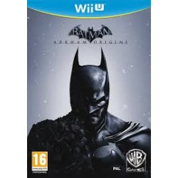 Batman Arkham Origins (Wii U)