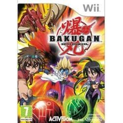 Bakugan Battle Brawlers (Wii)
