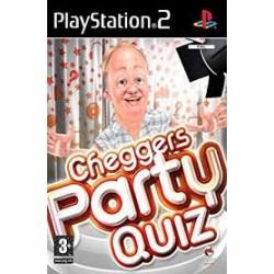 Cheggers' Party Quiz (PS2)