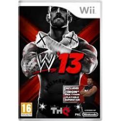 WWE 13 (Nintendo Wii)