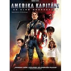 Amerika Kapitány: Az Első...