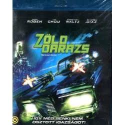 Zöld Darázs (Blu-ray) (Új)
