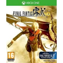 Final Fantasy Type-0 HD...