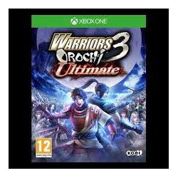 Warriors Orochi 3 Ultimate...