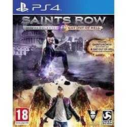 Saints Row IV (PS4)